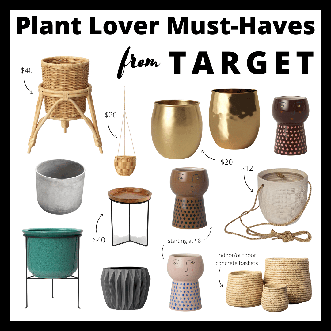 Plant Lover Must-Haves from Target