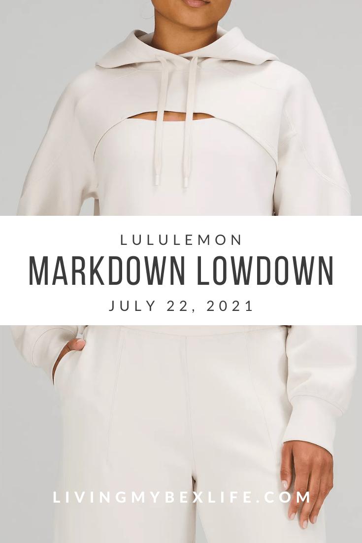 lululemon Markdown Lowdown (7/22/21)