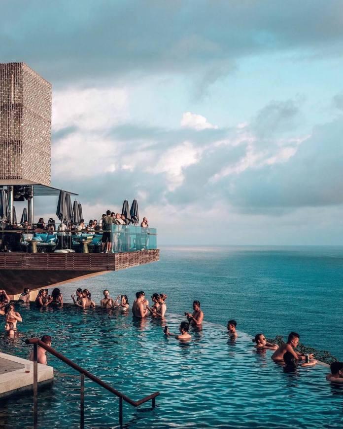 OMNIA Dayclub bali,best beach club in uluwatu,uluwatu ...