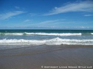 Paradise Beach Waves 2