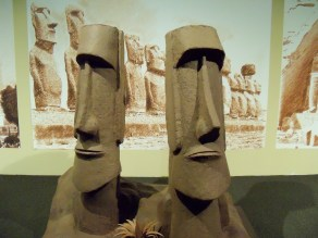 Easter Island Stone Structures