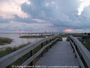 Treasure Island Beach Access