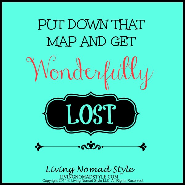 wonderfully lost