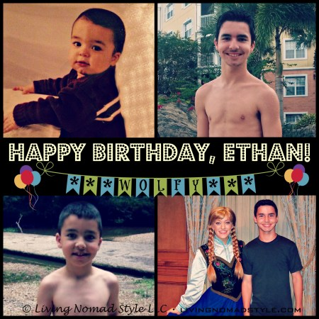 Ethan Collage