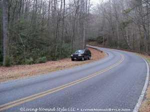 Roadside - Blue Ridge Parkway 4