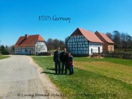 1700 germany