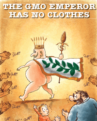 The GMO Emperor Has No Clothes