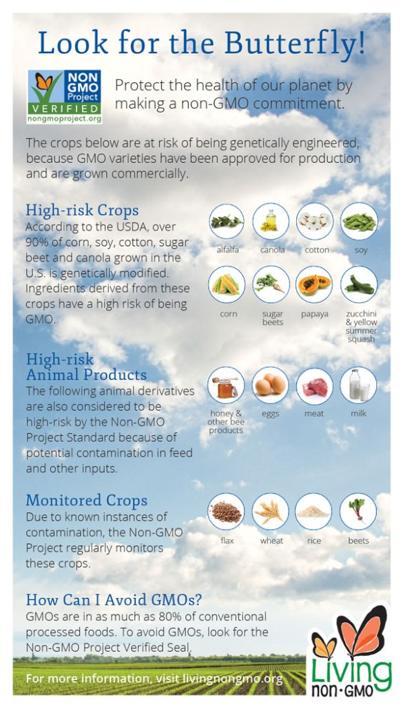 Learn more about GMO crops.