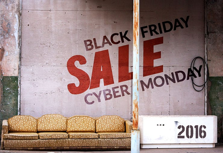 Back Friday / Cyber Monday 2016 Deals FI