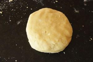 Linzer Heart dough