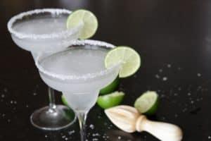 Frozen Margaritas ~ Living on Cookies