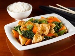 Get free entrée at P.F. Chang's China Bistro