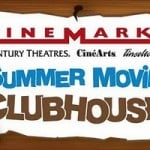 Summer Movie Clubhouse at Cinemark: 10 kid flicks for $5