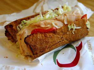 Quiznos: BOGO free pulled pork sub on National BBQ Day