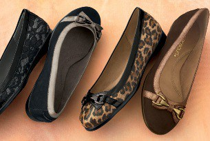Aerosoles love teachers: 15% discount on shoes