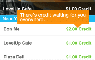 LevelUp app packs rewards from local merchants
