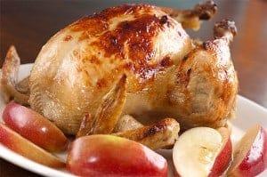 Cheap! Cheap! Cheap! One chicken yields four meals