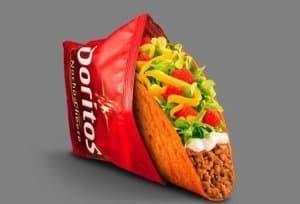 Get Free Doritos Locos Taco at Taco Bell