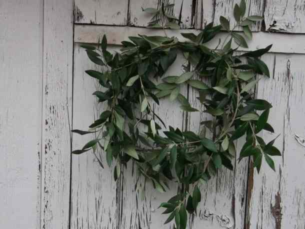 easy to make wreath
