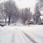 How to save gas during winter driving
