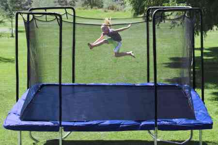 What you need to do before buying a trampoline