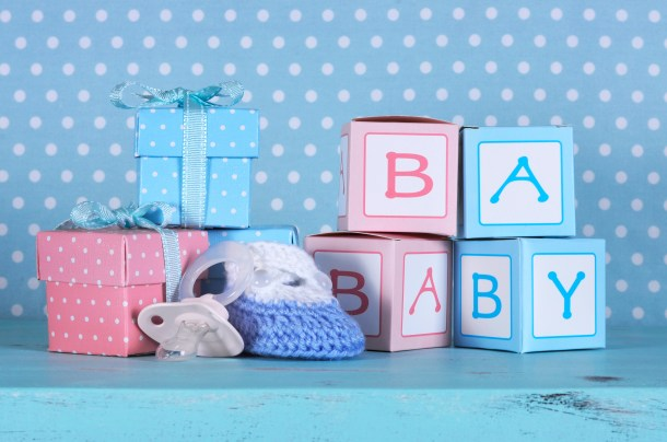 spend a certain amount on a baby shower gift or on a baby gift given
