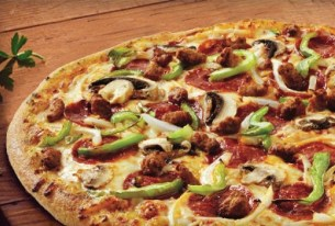 "Join Domino's ""Piece of the Pie Rewards"" for free pizza"