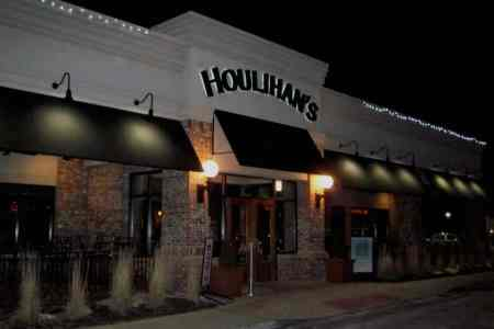 Houlihan's $3.95 appetizers for happy hour