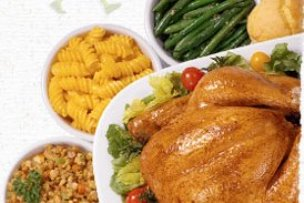 Boston Market: 25% off family meal on Labor Day