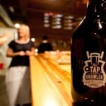 For cheaper beer and wine, bring a growler. A what?