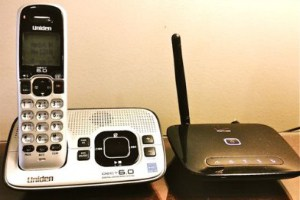 Save 50% or more on home phone with wireless service