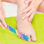 How to get salon results from your DIY pedicure