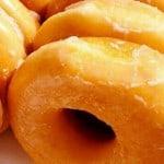 Krispy Kreme: Free doughnut with cup of coffee in February