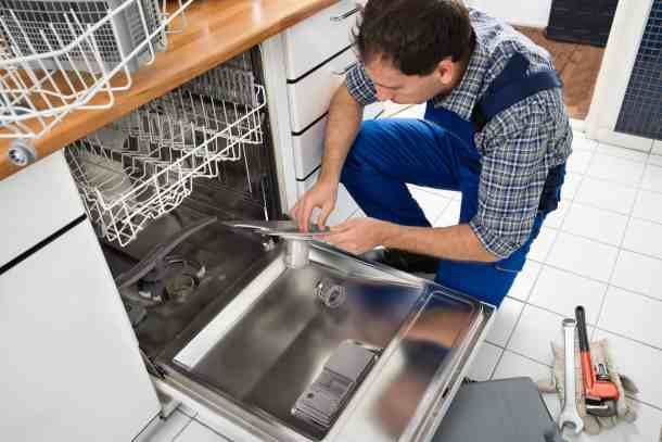 Technician-appliance