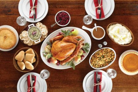 Where to dine out or take out for Thanksgiving 2018