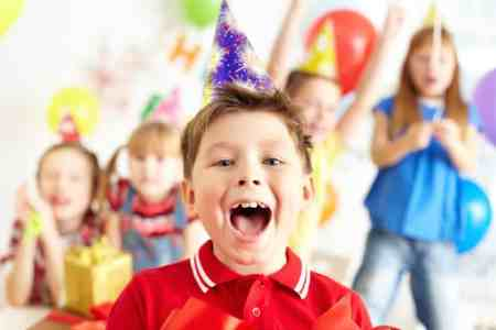 Kid's birthday party for less (maybe much less) than $100