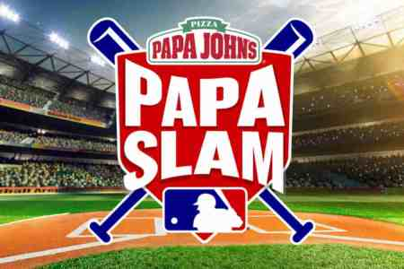Papa John's: Grand slam = 40% off pizza