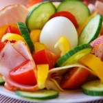Summer salads are light on the budget