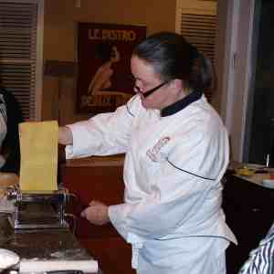 carole-teaching-pasta-making