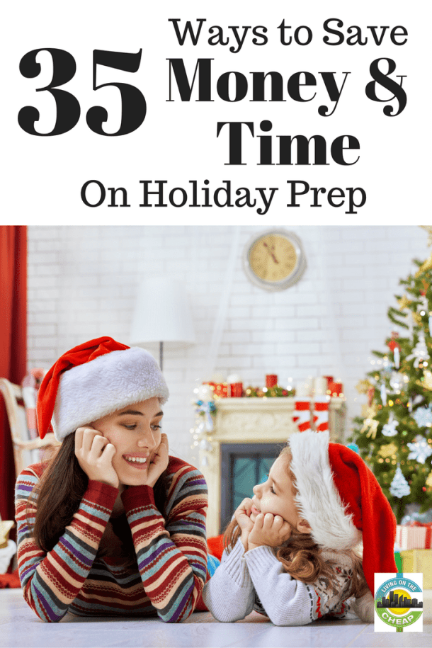 The holidays are approaching, and everyone you know is searching for the best deals on gifts and trying to figure out how to avoid the stress that comes this time of year. If you want to enjoy more time and worry less about spending too much, check out these ideas to help you do both.