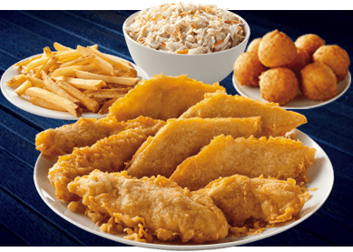 Long John Silver's offers $10 Chicken Family Pack