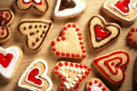 Scrumptious homemade desserts for Valentine's Day