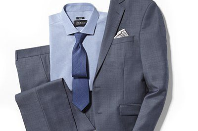 Men's Wearhouse: Donated professional attire saves 50% on next purchase