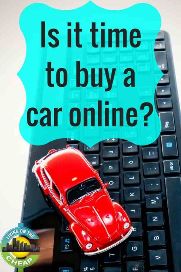 Buying a car is often a stressful and confusing process, with salesman pressuring for the sale while you try to juggle sticker prices and discounts and upgrades in your head. Smartphones helped alleviate some of the stress of a visit to the car lot, as you can now quickly search and compare prices.  But what if you could skip the car lot all together and buy a car online with the same ease as buying toilet paper or a new phone charger? It turns out they are more similar than you may realize.