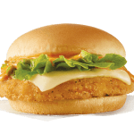 Wendy's serves Buffalo Ranch Crispy Chicken sandwich for just $1
