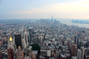 New York, Manhattan (From Empire State Building)