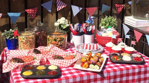 barbecue entertaining ideas