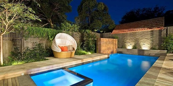 design my backyard pool
