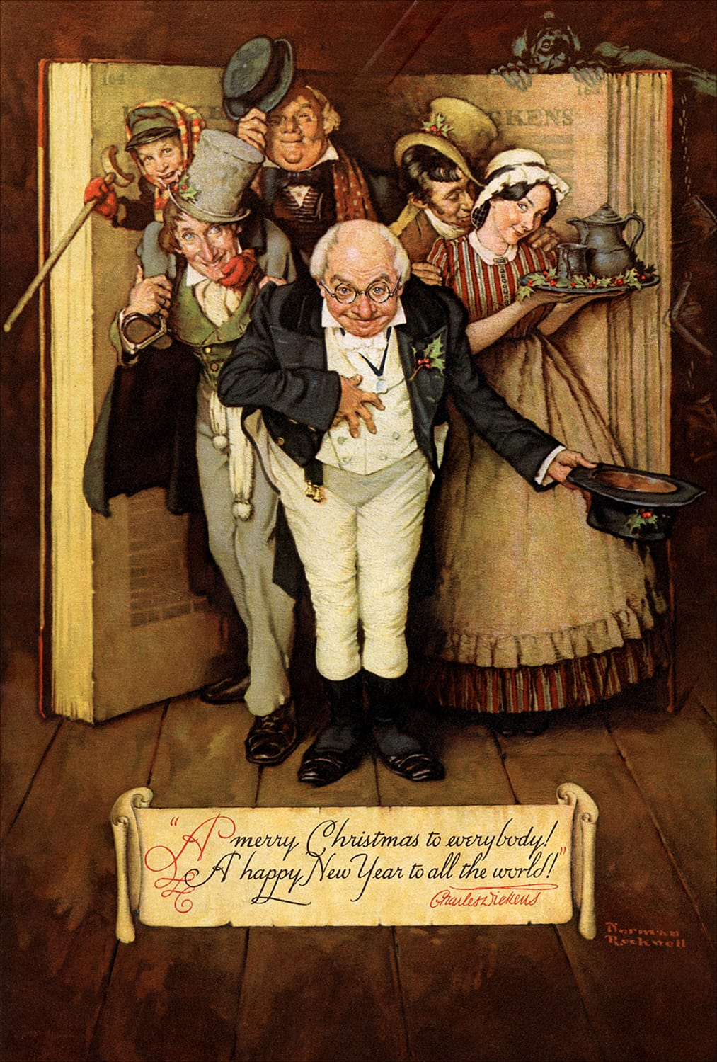 Visit Norman Rockwell And Friends American Illustrations