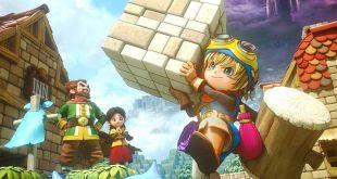 Dragon Quest Builders supera el millón de unidades vendidas